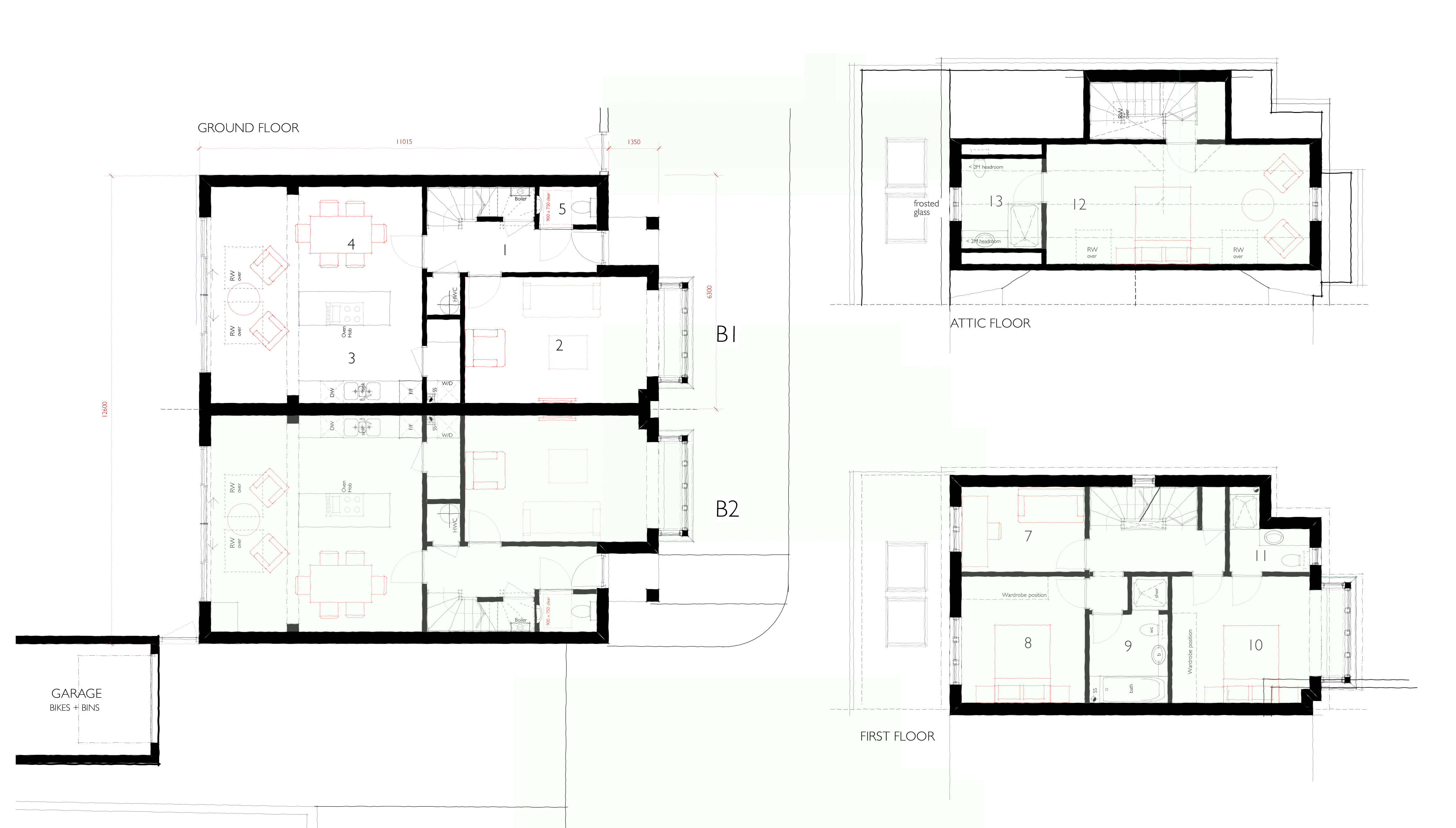100 Clarendon Homes Floor Plans The 11 Most