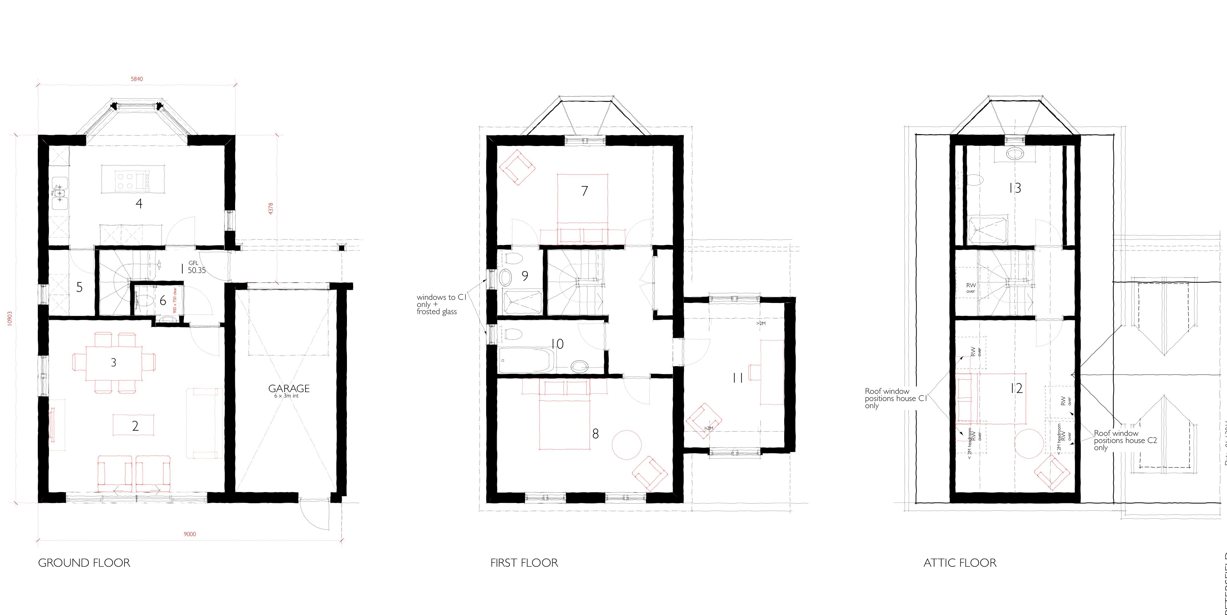Clarendon Homes Floor Plans Clarendon 9521 2 Bedrooms
