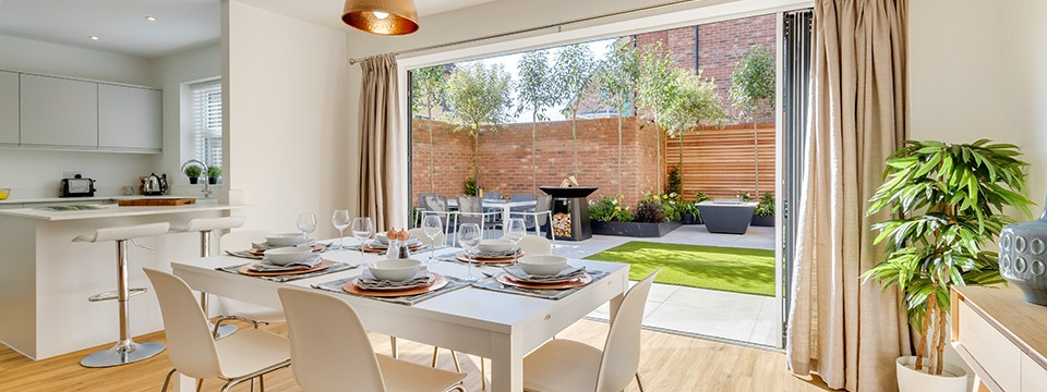 Clarendon Close Show Home