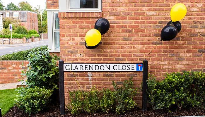 Clarendon Close Grand Opening