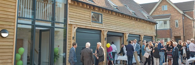 Clarendon Close Development Grand Opening