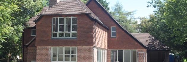 Marden Farm Cottage (rear)