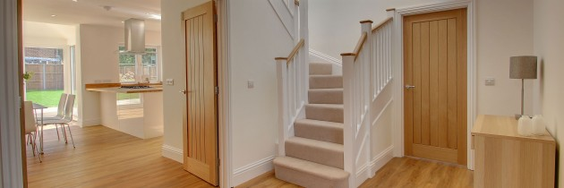 91 Winchester Road – Plot 1 Hallway