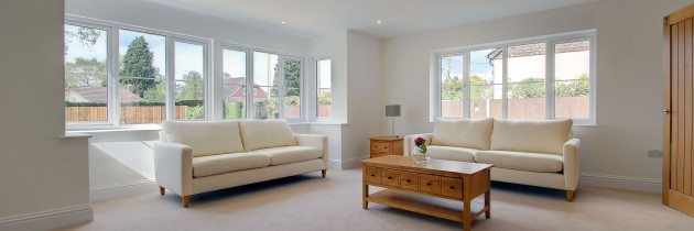 91 Winchester Road – Living Room