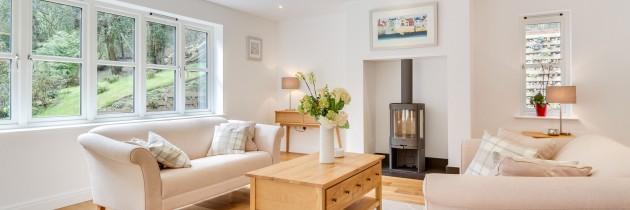 Bridleway House – Living Room
