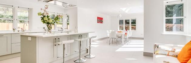 Bridleway Interior – Kitchen/Dining