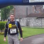Matthew Marriott's 100 Mile Yomp