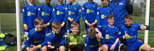 Runners Up – Premiership North East Hants Youth League
