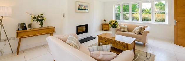 Merrits Meadow sitting room